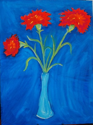 Gallery Simple Still Life Flower Paintings
